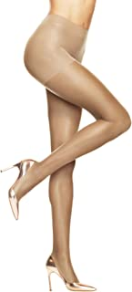 Women`s Set of 3 Absolutely Ultra Sheer Control Top Sheer Toe Pantyhose