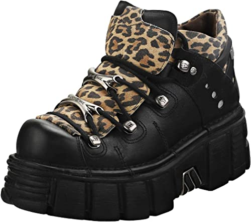 New Rock M106n-c25 M106n-c25 M106n-c25 Mixte Adulte Chaussures Plate-Forme 5f4