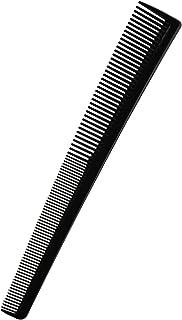 Haryali London Zwarte Professionele Kappers Kapper Schaar Grooming Haar Snijden Salon Scharen voor Mannen en Vrouwen (Kam)