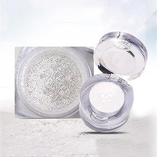 Samber Sombras de Ojos Polvo Glitter Iluminador Facial Polvo
