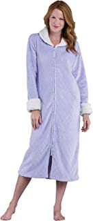 Best zip up robes short Reviews