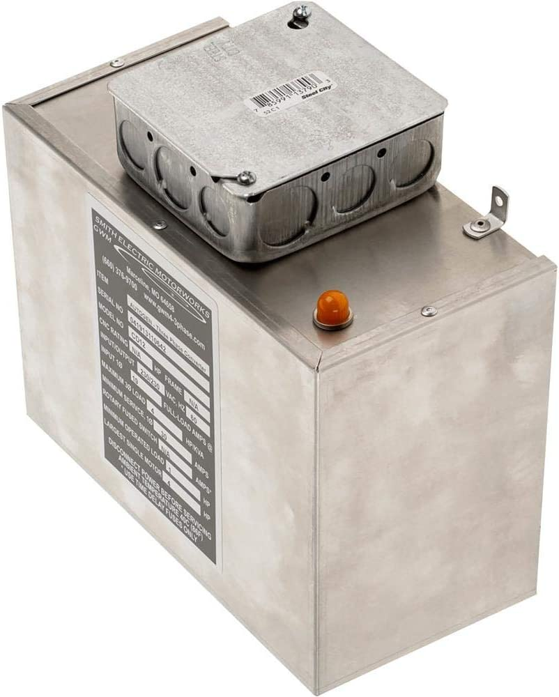 5 ☆ popular Grizzly Industrial G5841 - Static 5 ☆ popular Phase Converter 1 4 HP to