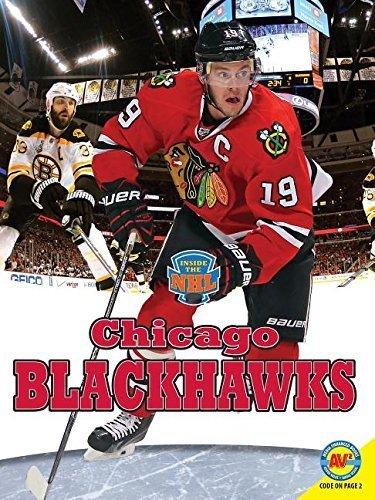 Chicago Blackhawks (Inside the NHL) by Erin Butler (2015-07-15)