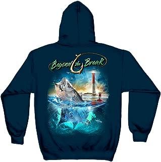 fishing lure hoodie