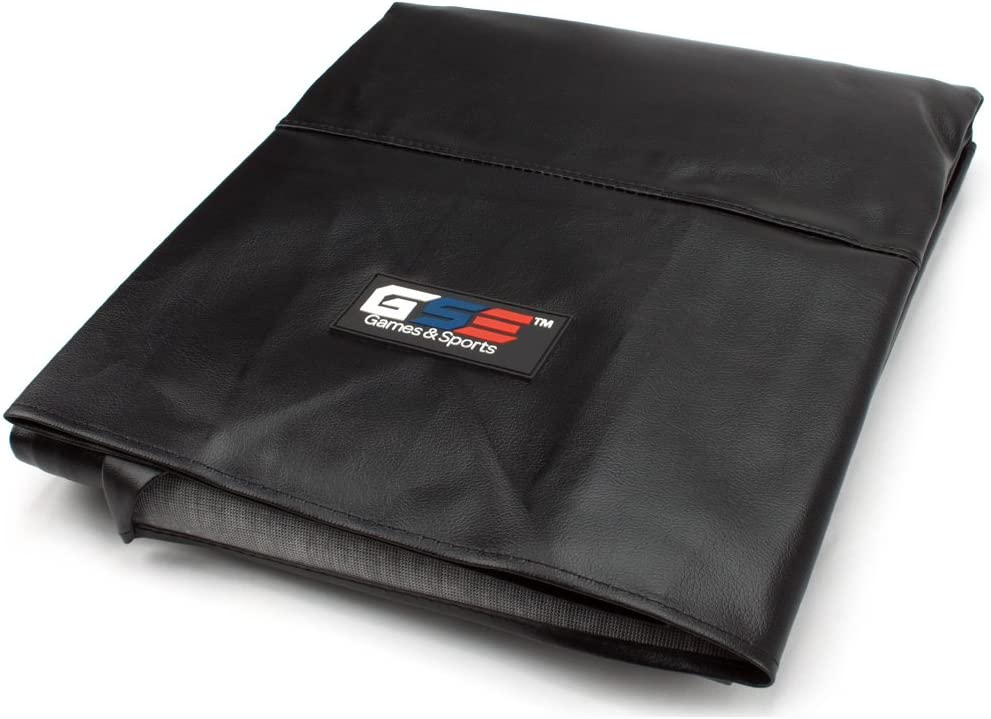 7//8//9 Heavy Duty Leatherette Billiard Pool Table Cover Black - 7ft Several Colors Available