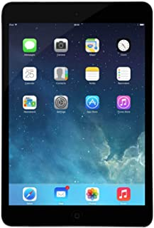 Apple iPad Mini 16GB, Wi-Fi, (Space Grey) (Renewed)