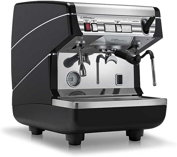 Nuova Simonelli Appia II Semi-Auto 1 Group Espresso Machine MAPPIA5SEM01 with Free Espresso Start...