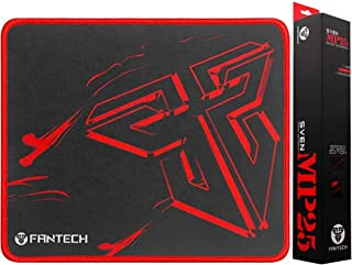 FANTECH MP25 SEVEN Gaming Mouse Pad - Size 25 x 21 CM - SPEED EDITION - STITCHED EDGES - Rubber Base