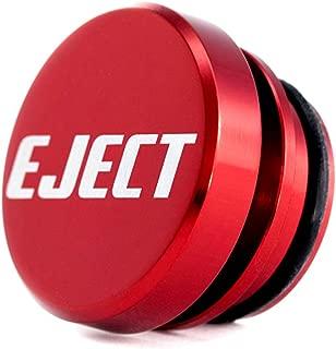 Kei Project Billet Aluminum Cigarette lighter plug delete Universal fitment Fits most (Eject)
