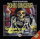 John Sinclair Edition 2000 – Folge 13 – Gefangen in der Mikrowelt