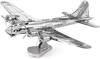 Fascinations Metal Earth - Maqueta metálica Avión B-17 Flying Fortress