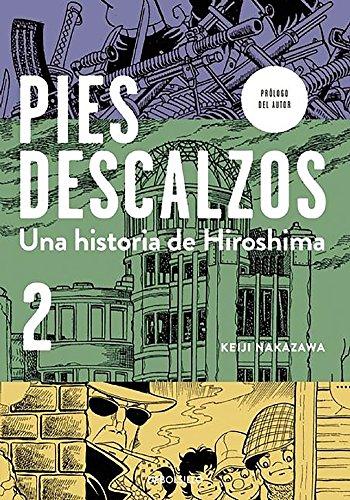 Pies descalzos 2: Una historia de Hiroshima (BESTSELLER-COMIC)