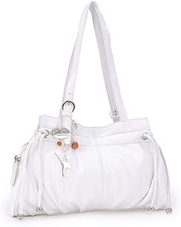 Catwalk Collection Handbags Leder - Umhängetasche/Schultertasche - ALICE