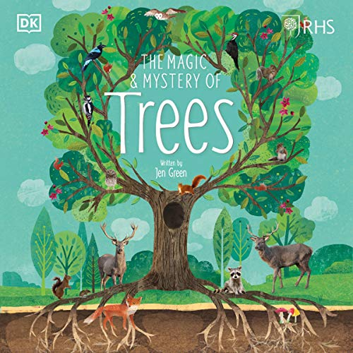 RHS: The Magic and Mystery of Trees cover art