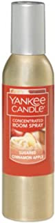 Yankee Candle Sugared Cinnamon Apple Concentrated Room Spray, Fruit Scent