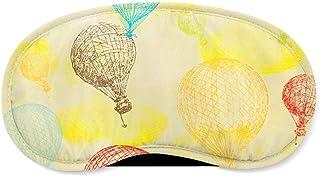 Vintage Hot Air Balloons Sleeping Mask - Sleeping Mask