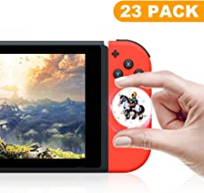 Sopplea NFC Tag Game Cards for the Legend of Zelda Breath of the Wild Switch / Wii U- 23pcs Cards with Holder