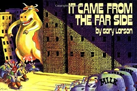 It Came From The Far Side by Gary Larson(1986-01-01)