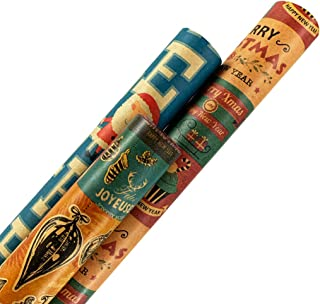 Best vintage wrapping paper Reviews