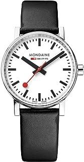 Mondaine - evo2 30mm sapphire Big Date Watch