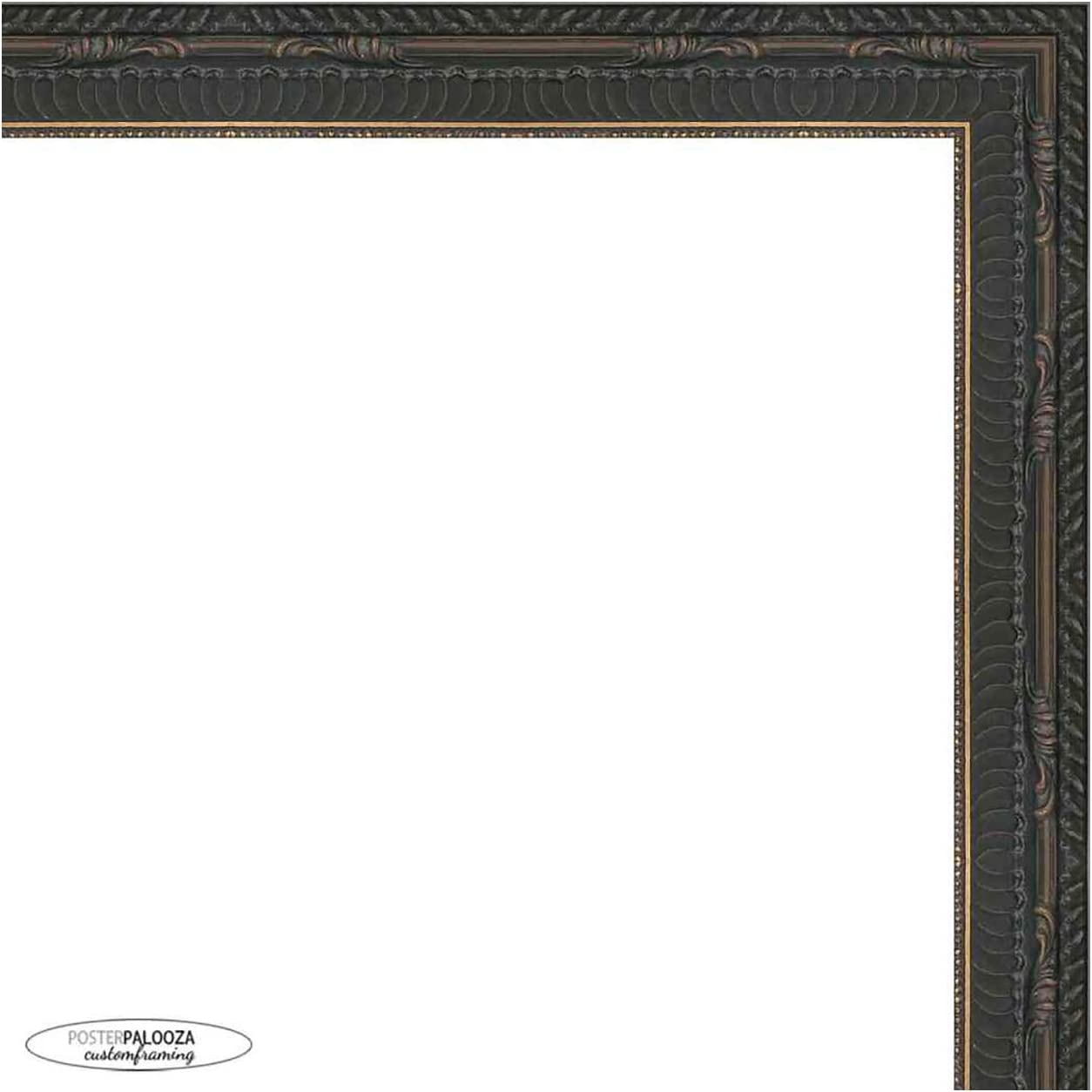 Boston Mall Poster Palooza 40x28 Ornate It is very popular Complete Picture UV with Wood Frame