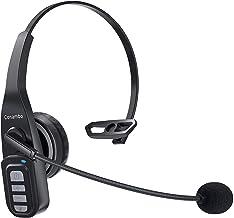 هدست بلوتوث Trucker 5.0 با میکروفن لغو سر و صدا تلفن بی سیم 22 می باشد