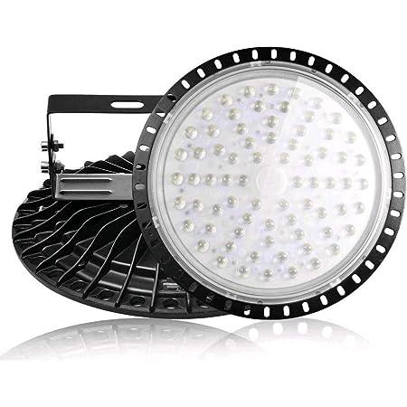 UFO LED High Bay Light 300W Factory Warehouse Lighting Industrial GYM Work Lamp