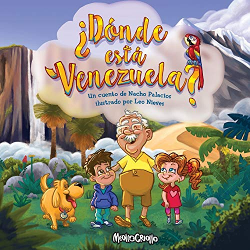 Donde esta Venezuela?: 1 (¿Dónde está Venezuela?)