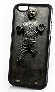 ( For iPhone 5C ) Phone Case Back Cover - HOT10261 Starwars Han Solo Carbonite