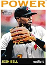 2013 Topps Heritage Minor Leagues #129 Josh Bell MLB Baseball Card NM-MT