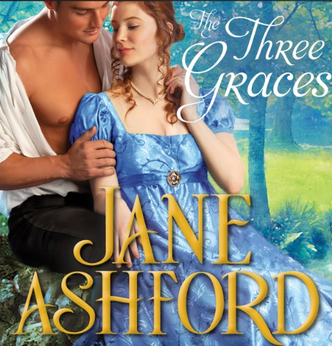 The Three Graces audiobook cover art