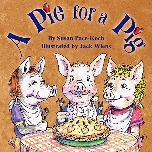 A Pie for a Pig audiobook cover art
