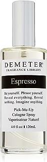 Demeter Unisex Cologne Spray, Espresso, 4 Ounce