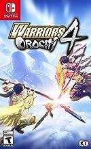 warriors orochi 4 switch