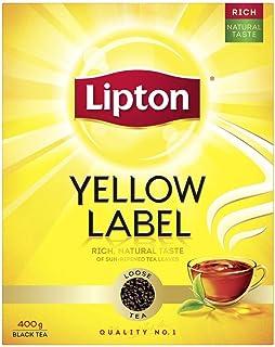 Lipton Yellow Label Black Loose Tea, 400g