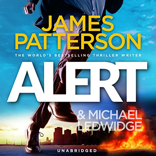 Alert audiobook cover art