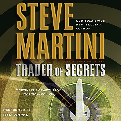 Trader of Secrets audiobook cover art