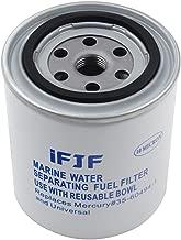 universal diesel fuel filter