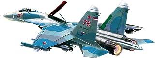 安くて良いプラッツ1 / 72Su-27SMフランカーBプラモデルAE-2買う