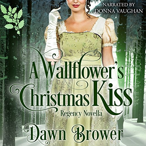 A Wallflower's Christmas Kiss Titelbild