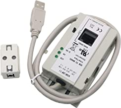 1747-UIC USB to DH-485 Interface Converter RS-232 & RS-485 Ports 3 LED Indicator A Series