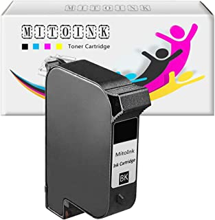 MitoInk 430 Printer Ink Cartridge Compatible for HP DesignJet 430 Printer Ink Cartridge -1 Black 1,100 Pages