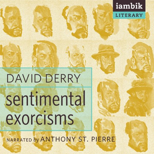 Sentimental Exorcisms audiobook cover art