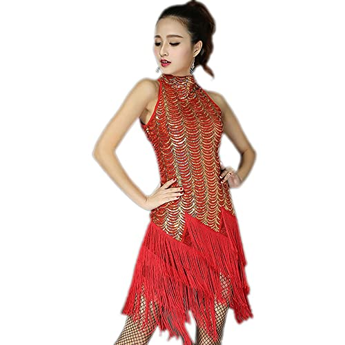 Whitewed Sequin Fringe Great Gatsby Flapper Dresses Halloween in the 1920 s 17d0e3f9eec6