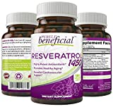 100% PURE & NATURAL Ingredients. Perfectly crafted with the exact amounts of ingredients for optimal nutritional value, and Maximum benefits 1450MG of the potent Resveratrol Blend made with: Trans-Resveratrol, Green Tea Extract, Grape Seed Extract, V...