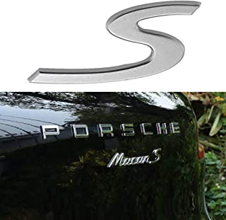 Best porsche boxster s emblem Reviews