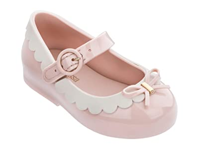 Mini Melissa Sweet Love II BB (Toddler/Little Kid) (Pink Beige) Girl