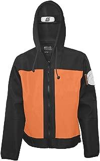 Naruto - Shippuden Ninja Adult Zip Hoodie
