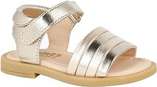 Conguitos Florencia, Zapatos para bebé Niñas, Platino, 25 EU