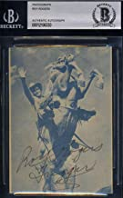 Roy Rogers BAS Beckett Coa Signed Vintage Photo Autograph - Beckett Authentication - Movie Photos